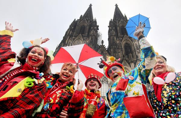 German - Brazilian Carnival