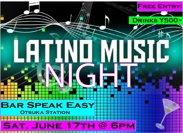 Latino Music Night